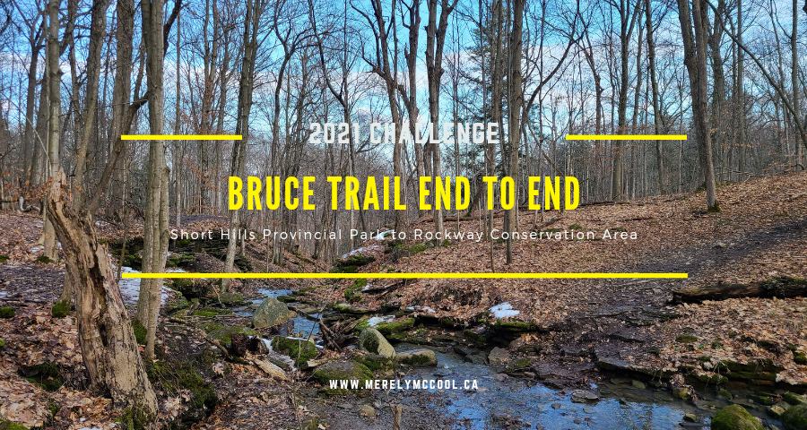 Bruce Trail: Niagara | Short Hills Provincial Park to Rockway Conservation Area