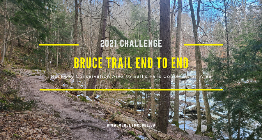 Bruce Trail: Niagara | Rockway Conservation Area to Ball's Falls Conservation Area