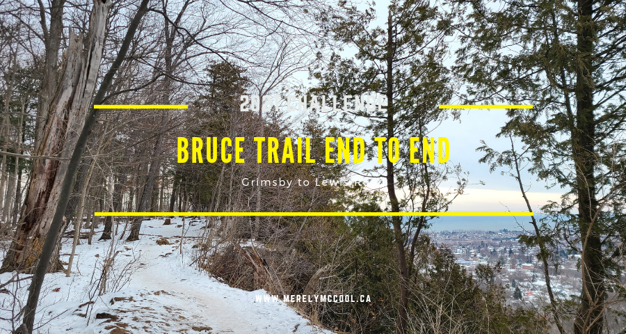 Bruce Trail: Iroquois | Grimsby to Lewis Road