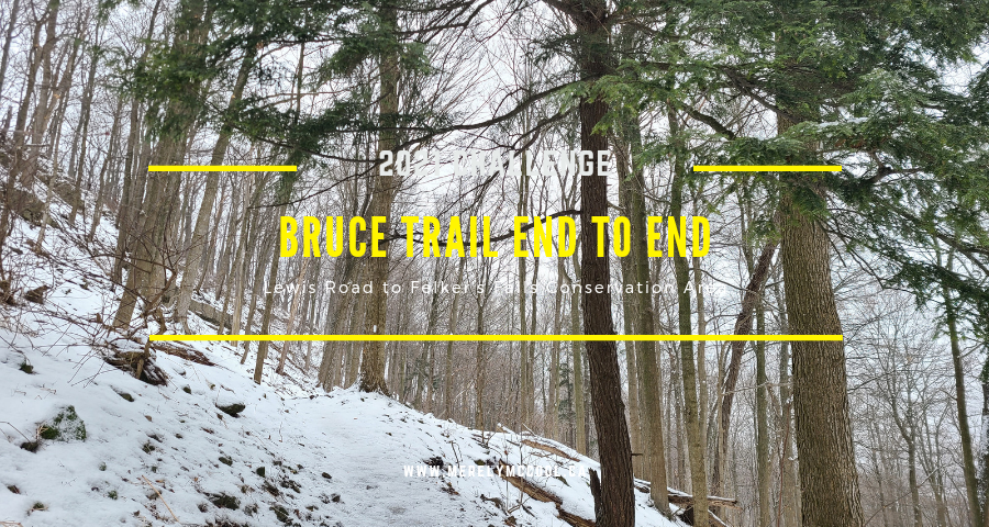 Bruce Trail: Iroquois | Lewis Road to Felker's Falls Conservation Area