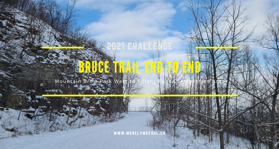 Bruce Trail: Iroquois | Mountain Brow Park West to Tiffany Falls Conservation Area