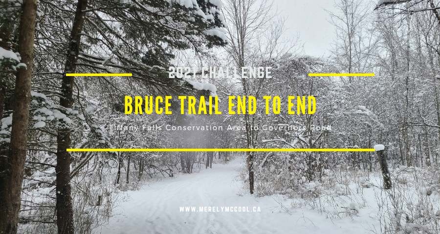 Bruce Trail: Iroquois | Tiffany Falls Conservation Area to Governors Road