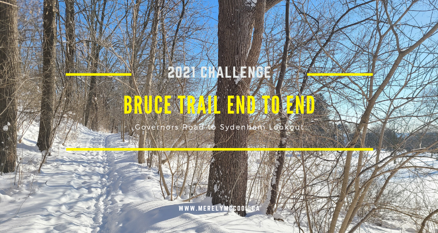 Bruce Trail: Iroquois | Governors Road to Sydenham Lookout