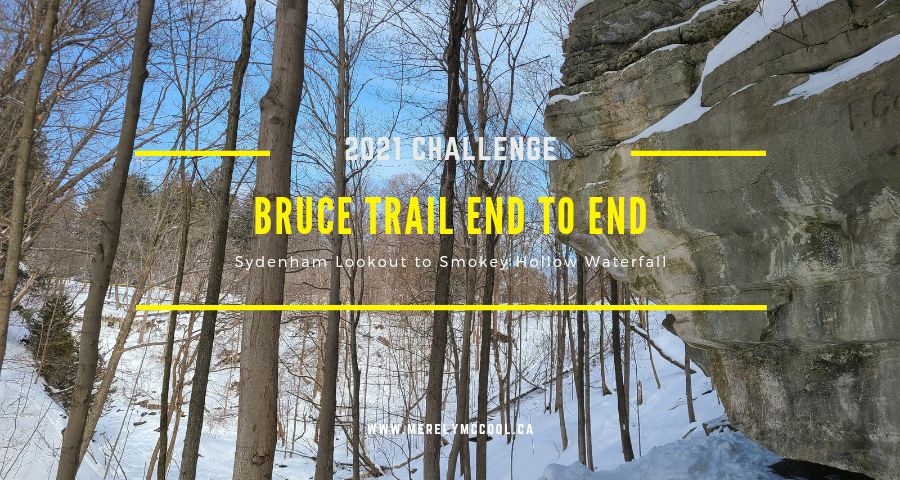 Bruce Trail: Iroquois | Sydenham Lookout to Smokey Hollow Waterfall